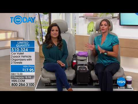 HSN | HSN Today: Clever Solutions 03.13.2018 - 07 AM