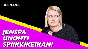 JENSPA UNOHTI SPIIKKIKEIKAN! - YLE AREENAN TOP5-SARJAT