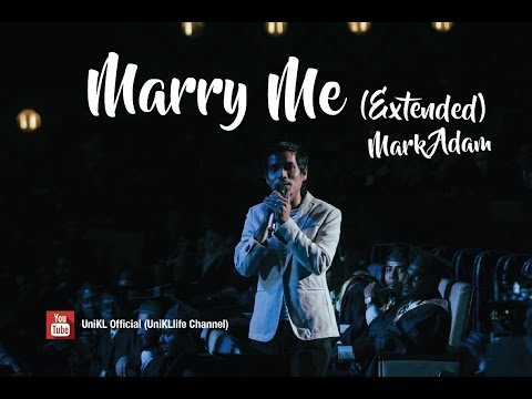 Marry Me (Extended with Intro Jokes) - Mark Adam (Convo 2016 - Session 4)