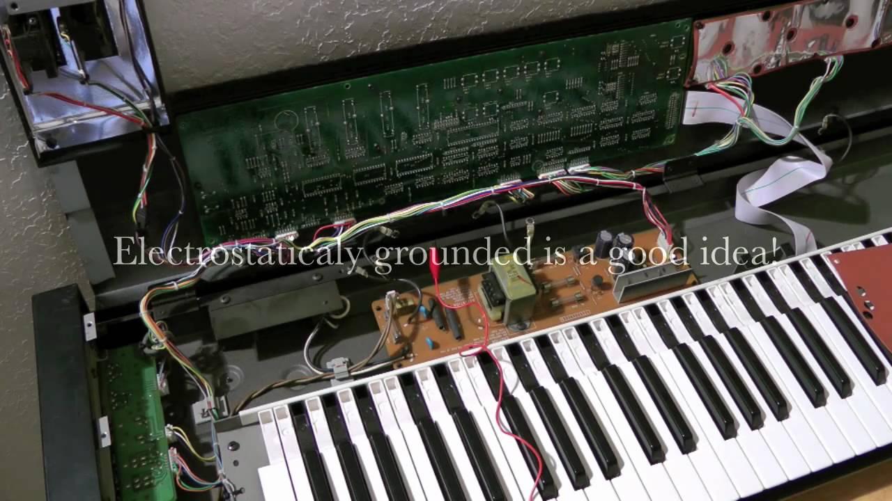 Dx Yamaha Sounds