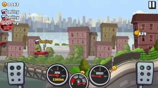 hill Climb Racing 2 - Обзор полностью пройденной игры