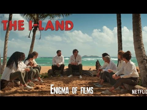 The I-Land Русский трейлер -  Enigma of films
