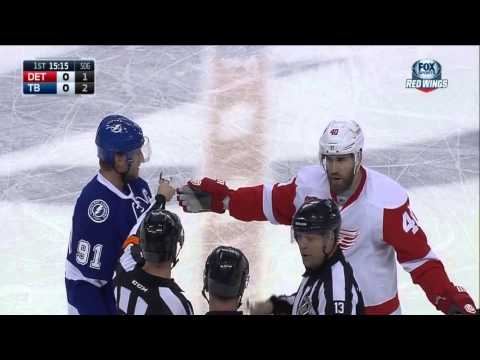 Video Request - Confusion over the Ryan Callahan and Darren Helm exchange