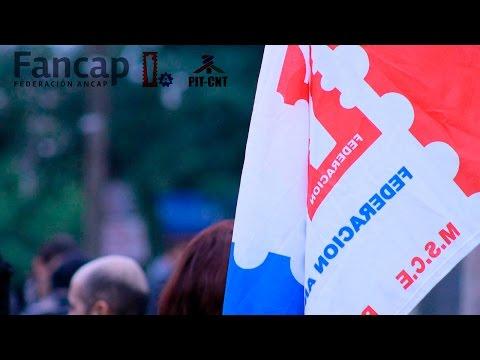 27 de junio  - Asamblea ANCAP La Teja - FANCAP / PIT-CNT