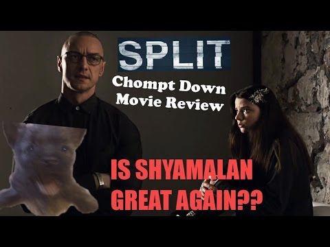 SPLIT Shyamalan Review ft. the Invisible Boy