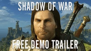 Shadow of War: Free Demo Trailer