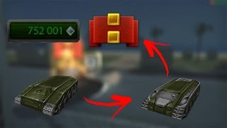 Tanki Online Road To Legend#1 I M2 HORNET AT SERGEANT!?