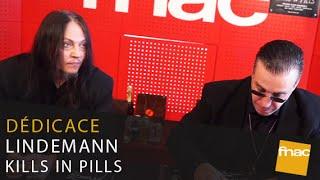 """Lindemann en dédicace à la Fnac pour """"Skills in Pills"""" Mp3"""