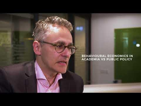 BETA Interview with Dr Halpern: behavioural economics in academia vs public policy
