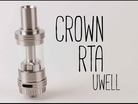 Crown RTA by uwell first look and vertical parallel build