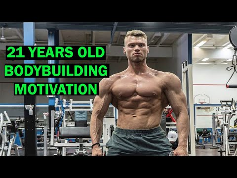 21 Years Old | Bodybuilding Motivation