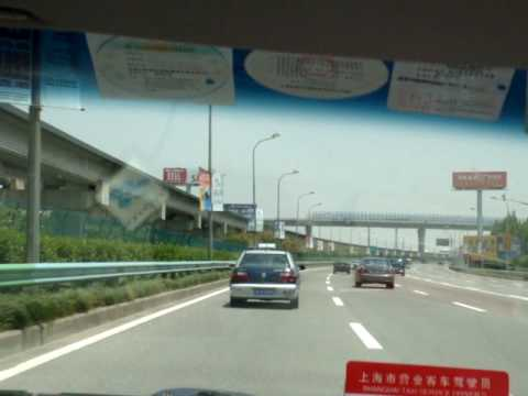 Shanghai Taxi Express Part 3 -- All Out High Speed