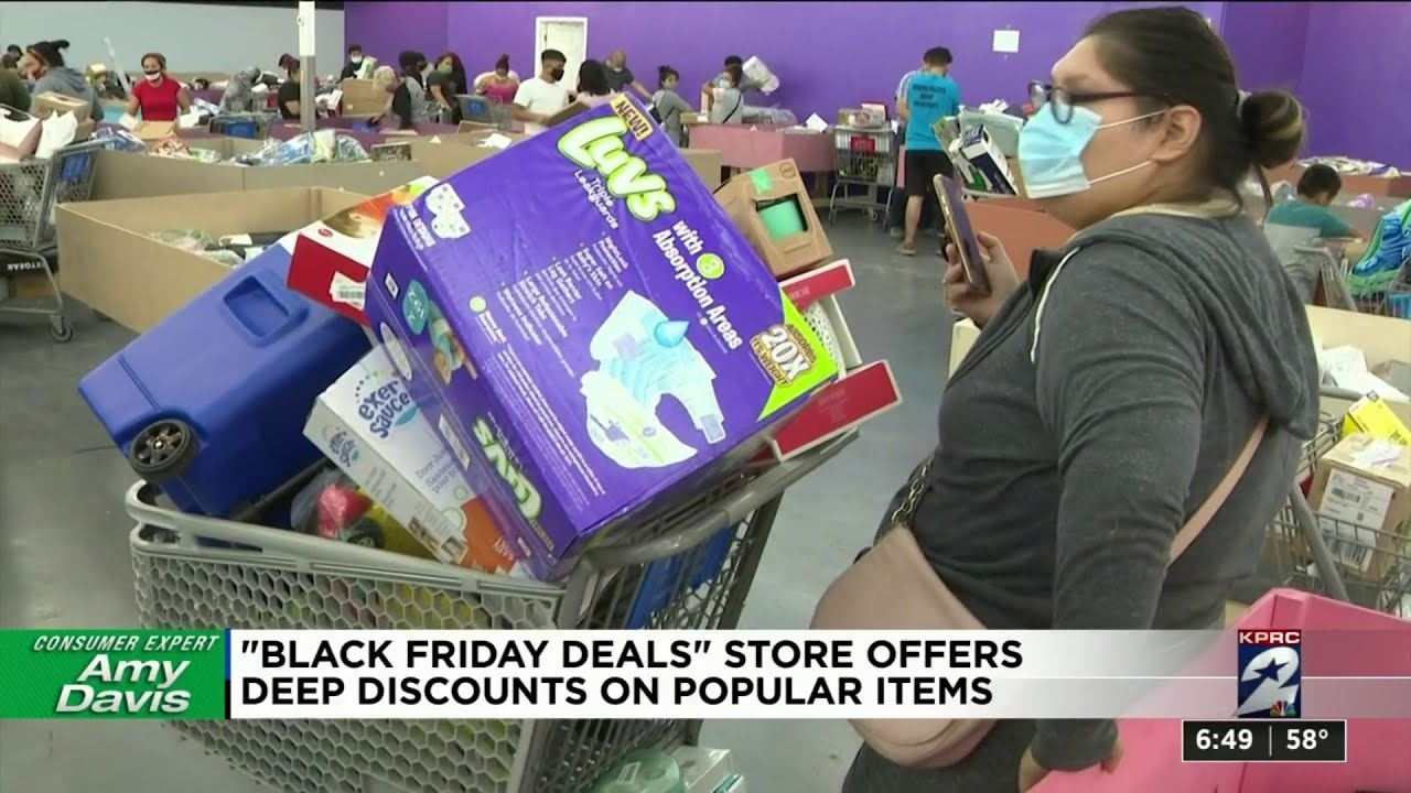 Here is the new store that lets you experience Black Friday everyday