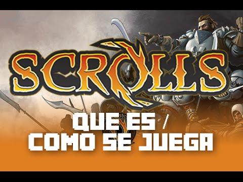 Scrolls | Que es Scrolls, como se juega, como funciona