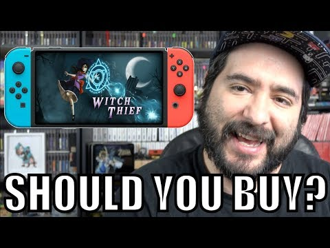 Should YOU Buy Witch Thief for Nintendo Switch?