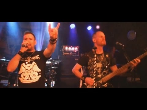 EDEN'S CURSE - Break the Silence (2014) // On the Road and Live // AFM Records