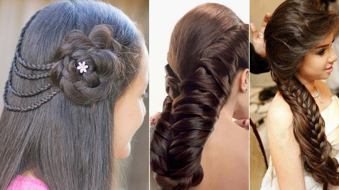 New Hairstyle For Girls Easy Hairstyles For Long Hair Best