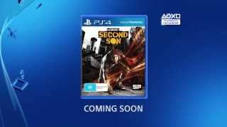 inFAMOUS Second Son. Coming soon, exclusively to PS4