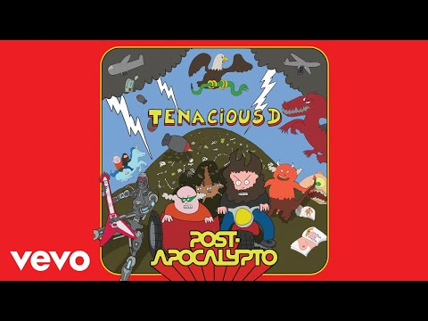 Tenacious D - TAKE US INTO SPACE (Official Audio)