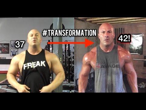 Joe DeFranco's Supplement & Steroid