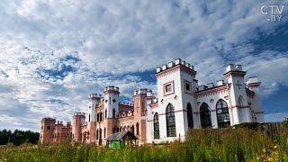 Дворец Пусловских в Коссово: памятник архитектуры Беларуси XIX века