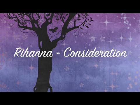 Rihanna - Consideration (ANTI) -  Instrumental (no Lyrics)