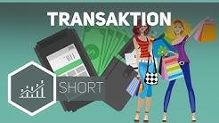 Transaktion – Grundbegriffe der Wirtschaft – Grundwissen Wirtschaft ● Gehe auf SIMPLECLUB.DE/GO