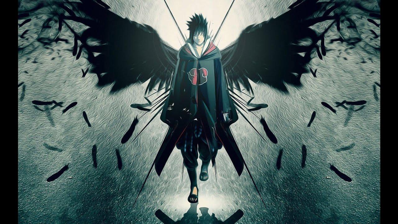 Naruto Shippuden Wallpaper Hd 1080p Uchiha Sasuke「amv」sharingan In The Eyes Youtube