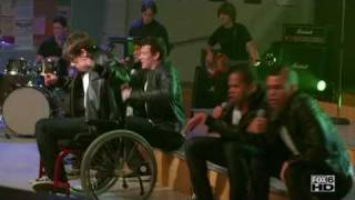 Glee - It's My Life/Confessions Part II (Boys Mashup) Video