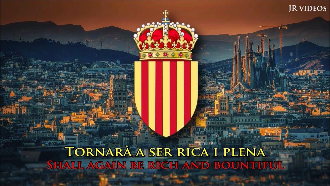 Download Anthem of Catalonia (CA/EN lyrics) - Himne nacional de Catalunya