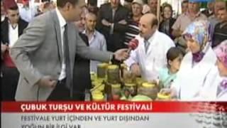 TRT HABER ÇUBUK TURŞU FESTİVALİ 2013 - 9. ULUSLARARASI ÇUBUK TURŞU VE KÜLTÜR FESTİVALİ BAŞLADI 2013.