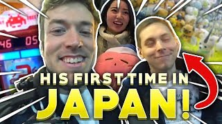 I FLEW A FAN OUT TO JAPAN!