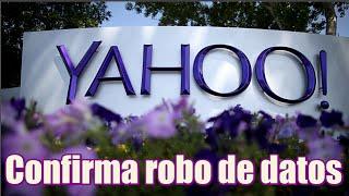 Yahoo confirma robo de datos de al menos 500 millones de usuarios