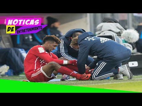 Bayern-Coach Jupp Heynckes bestätigt Coman-Verletzung