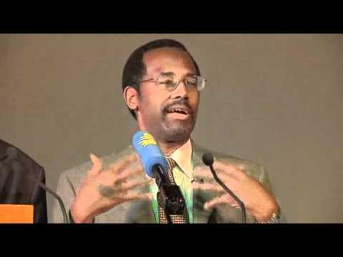 Prof. Dr. Ben Carson zu Gast in Deutschland Teil 1