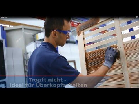 Gut gemocht Remmers Holzschutzcreme 3 in 1 - tropft nicht für den Außenbereich KR73