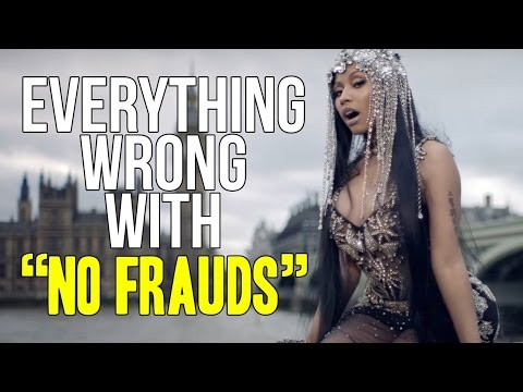 Everything Wrong With Nicki Minaj  No Frauds