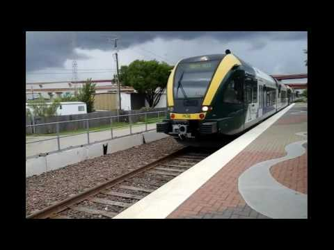 DART & DCTA A-Trains On August 18, 2016