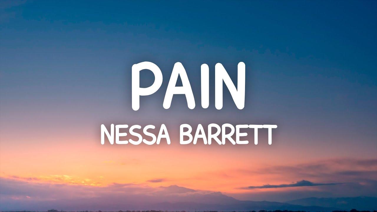 Nessa Barrett - Pain (Lyrics)