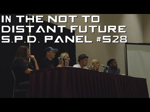 Ranger Review Specials 28 - PMC 2014 Day #1 In The Not So Distant Future S.P.D. Panel