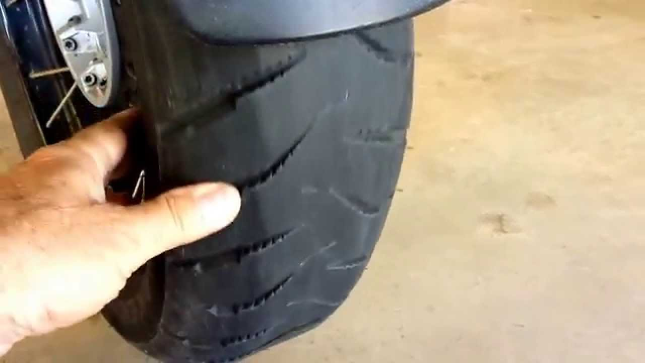 Anakee 3 Tire Wear Youtube