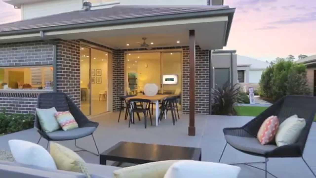 Eden Brae Homes: Lancaster Leppington - YouTube