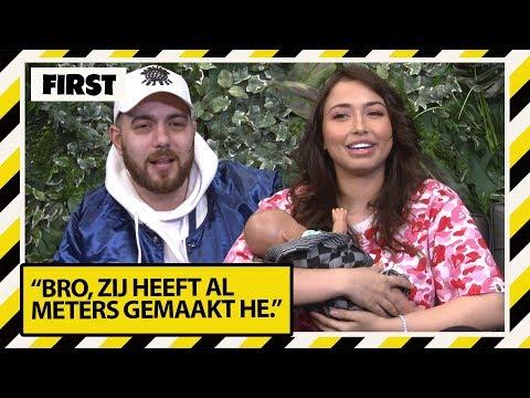 DJ WEF en MURDA spelen WIE IS DE BESTE OUDER?   FIRST LIVE