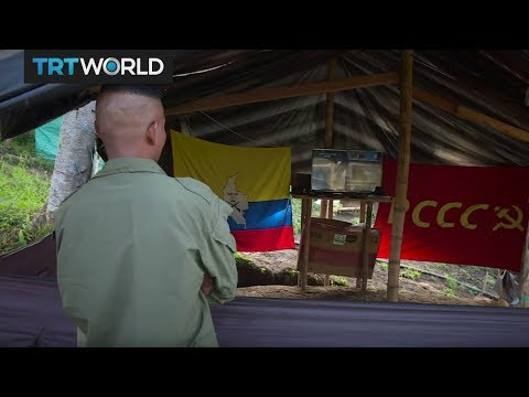 FARC Peace Deal: Rebel group set to hand over arms stockpile