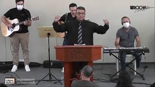 """Culto IPB Rocha Eterna Tatuí  """"Uma vida centrada em Jesus. 03.01.21."""""""