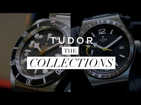 Which TUDOR WATCH collection suits you?