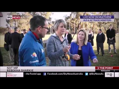 Kristina Keneally meets the Parliamentary Friends of Fly Fishers