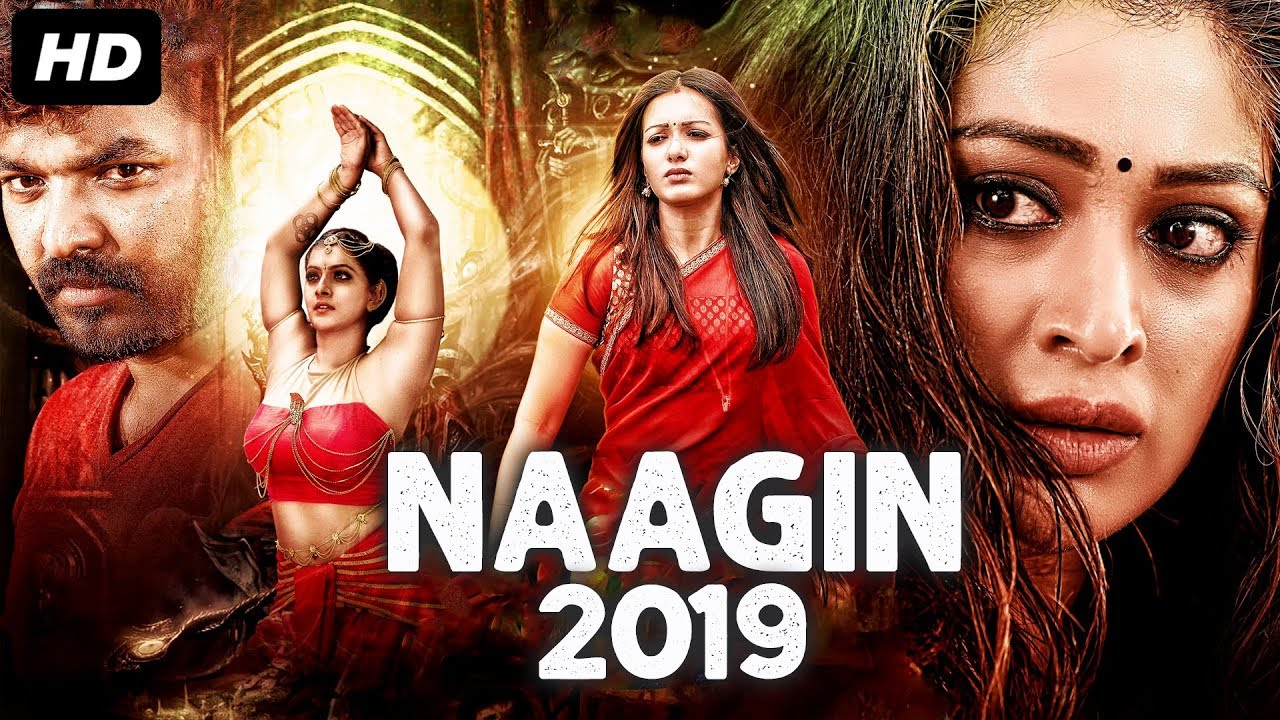 Download NAAGIN - Hindi Dubbed Full Action Movie | South Indian Movies Dubbed In Hindi Full Movie