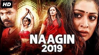 NAAGIN (2019) New Released Full Hindi Dubbed Movie | South Indian Movies Dubbed In Hindi Full Movie