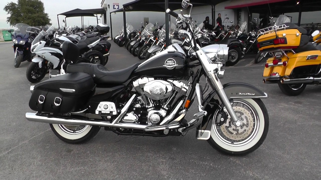 Harley Davidson Road King Anniversary For Sale